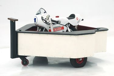 Yamaha YZR30SX Sunward Pocket Bike & Trailer