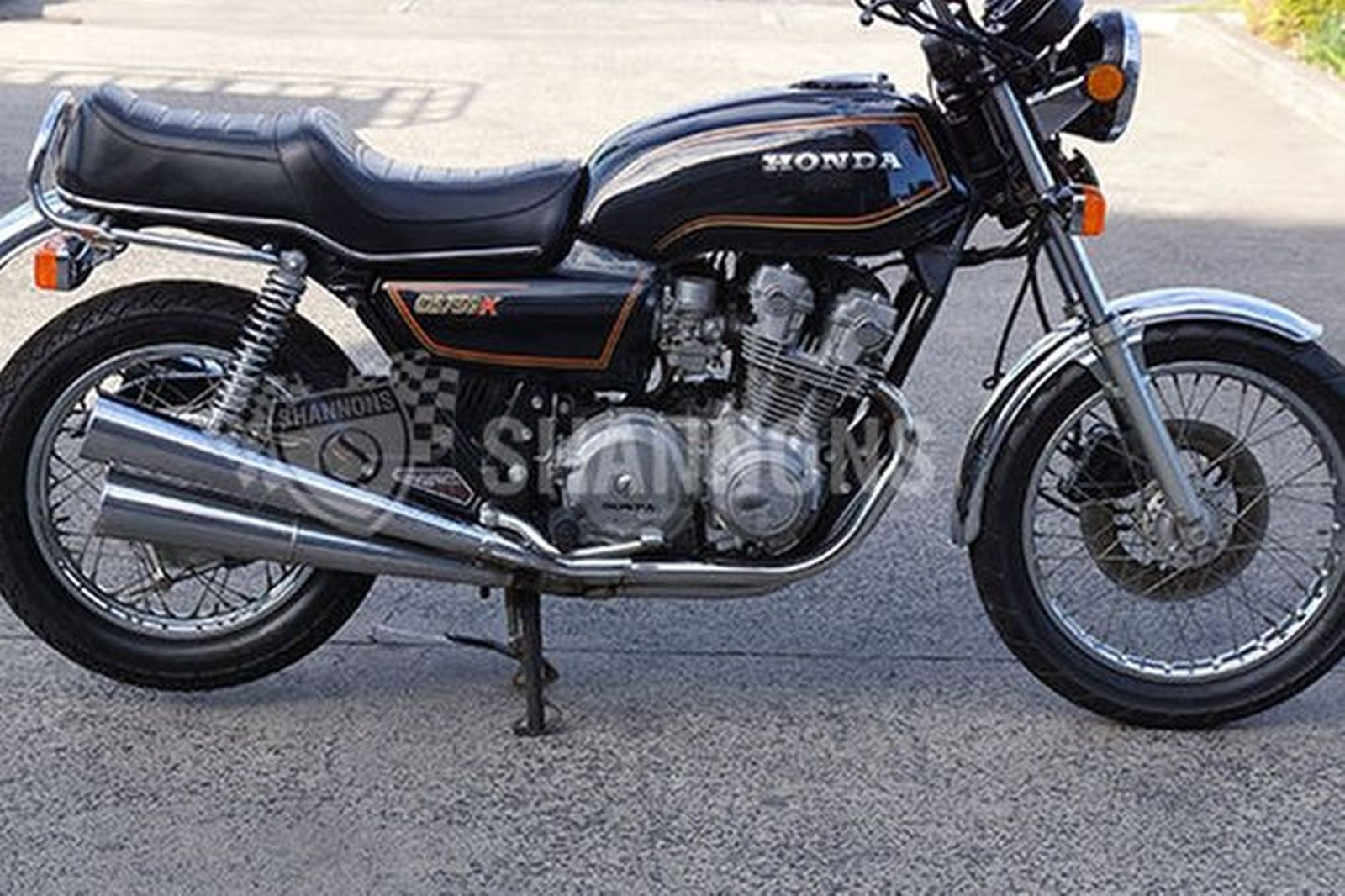Sold  Honda Cb750k Motorcycle Auctions - Lot 7