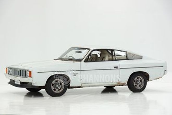Chrysler VK Valiant Charger 'White Knight Special' Coupe