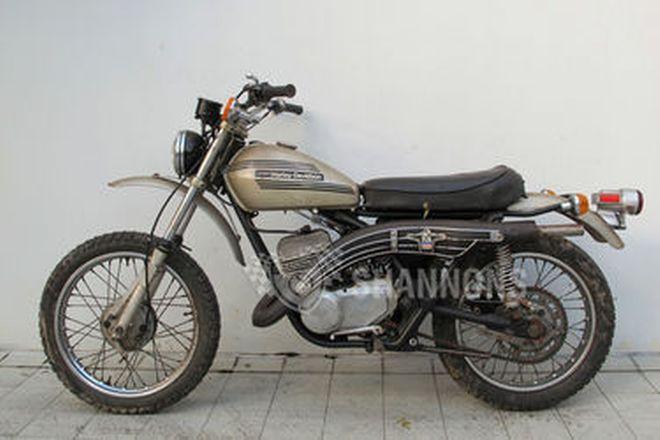 Harley-Davidson SX250cc Motorcycle