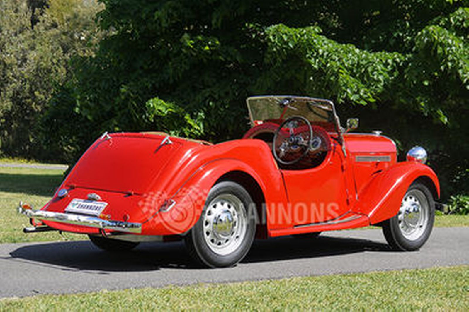 Sold Singer Nine 4a Roadster Auctions Lot 9 Shannons