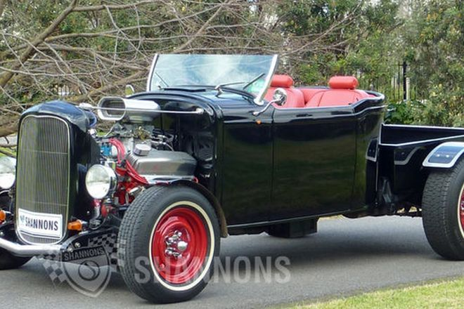 Ford 'Hot Rod' Roadster Utility 'Replica' (RHD)