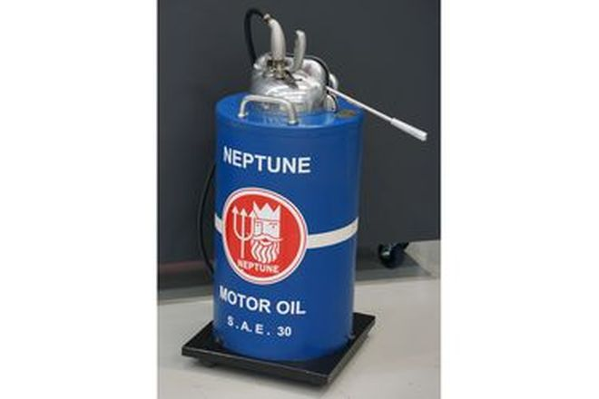 Oil Dispenser - Neptune 11 Gallon (Restored)