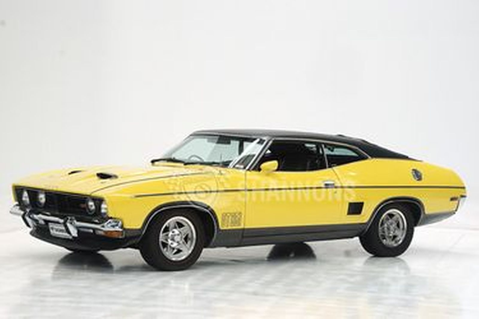 Ford Falcon Xb Gt Coupe Auctions Lot 60 Shannons