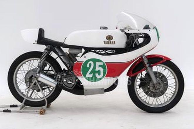 Yamaha TD3 250 Motorcycle