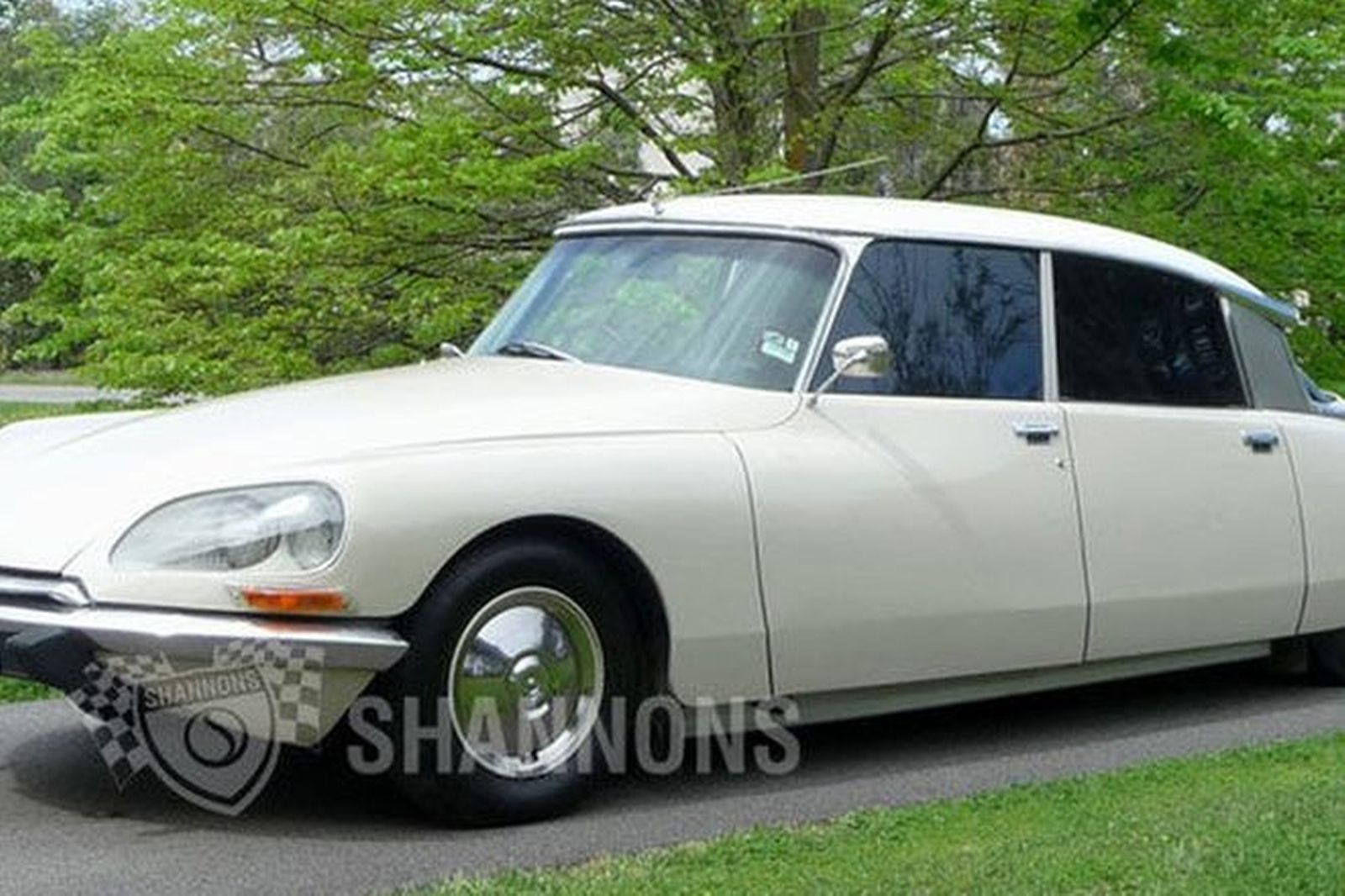 Sold Citroen Ds21 Sedan Auctions Lot 27 Shannons