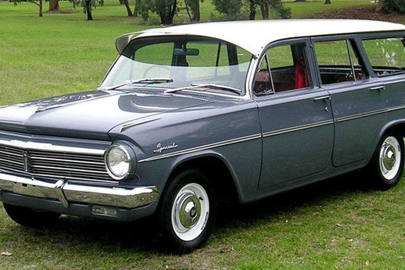 Sold Holden Eh Special Station Wagon Auctions Lot 34