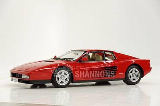 Ferrari Testarossa Coupe - From the 'Ian Cummins Collection'
