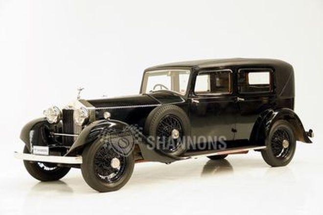 Rolls-Royce Phantom 1 Limousine