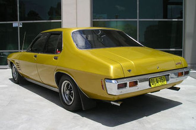 Holden HQ Monaro GTS 350 Sedan