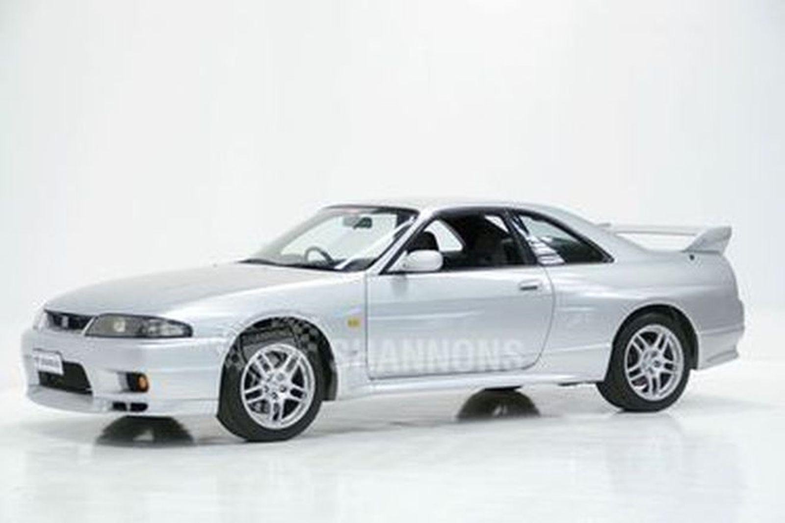 Sold: Nissan Skyline R33 GTR V-Spec Coupe Auctions - Lot ...