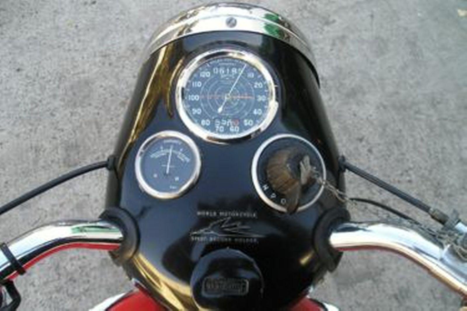 Triumph Thunderbird 650cc Motorcycle