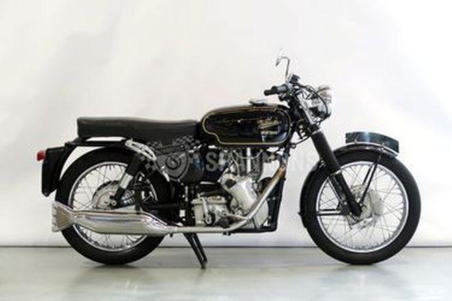 Velocette Sportsman Solo 500cc Motorcycle