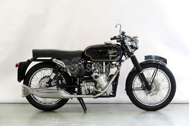Velocette Sportsman Solo 500cc Motorcycle