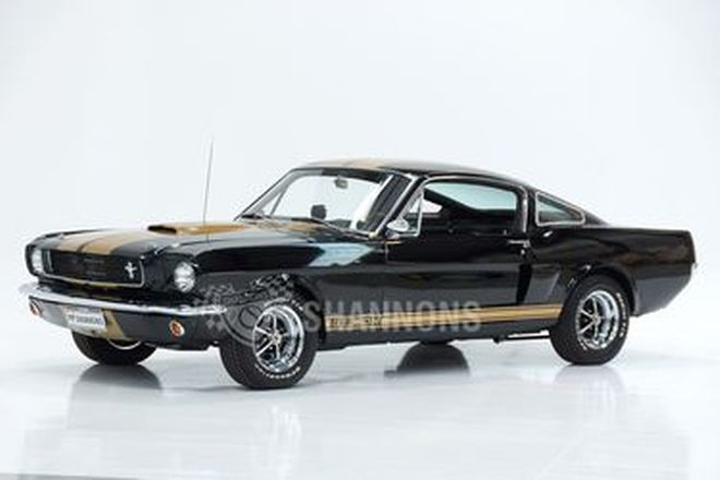 Shelby Mustang GT350H 'Hertz' Fastback (LHD)