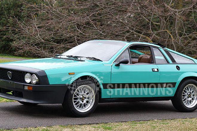 Lancia Montecarlo MkI Coupe (RHD)