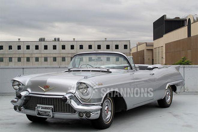 Cadillac Eldorado Biarritz Convertible (RHD)