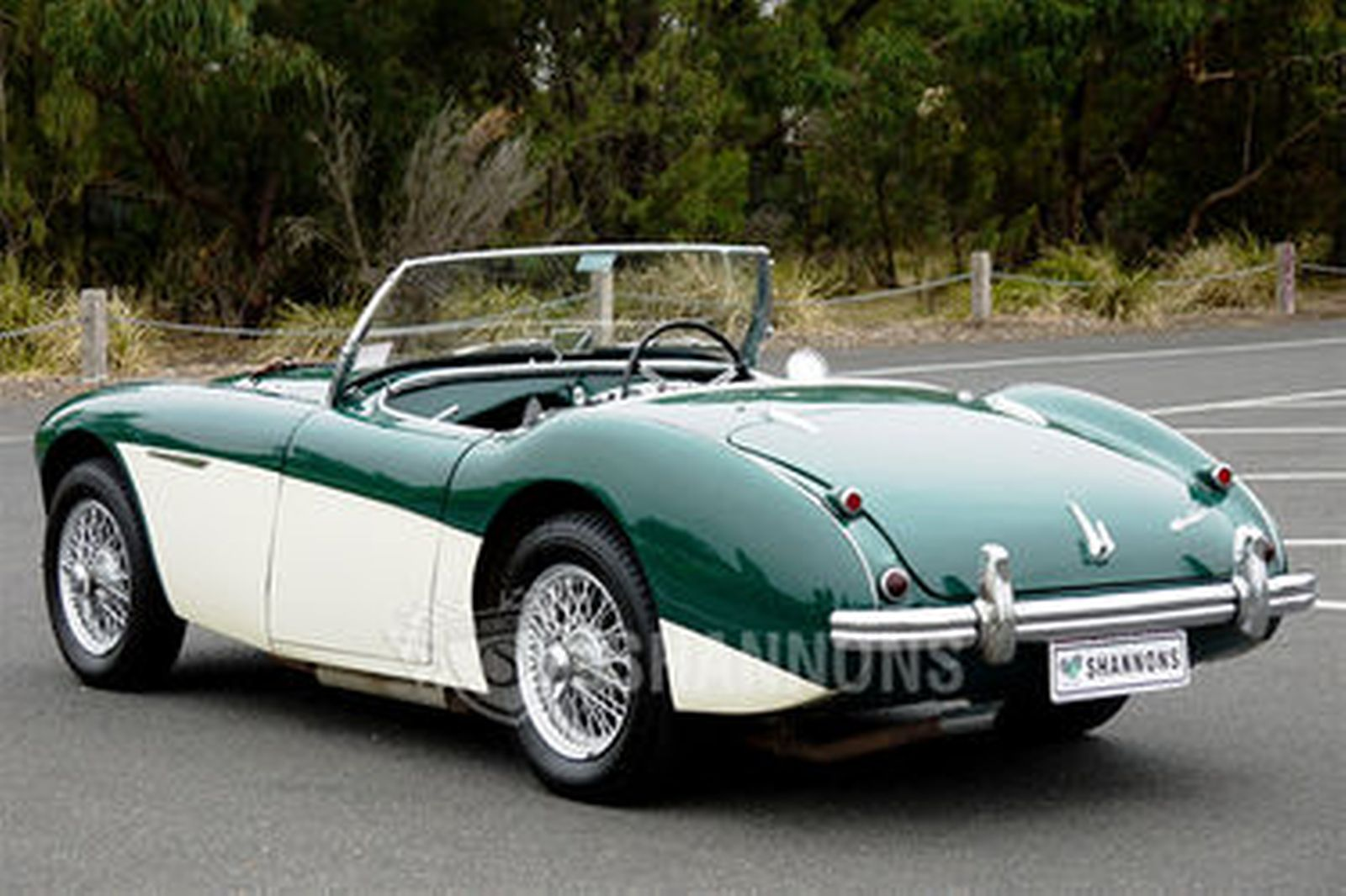 Austin Healey 100 4 Bn1 Roadster Auctions Lot 37 Shannons