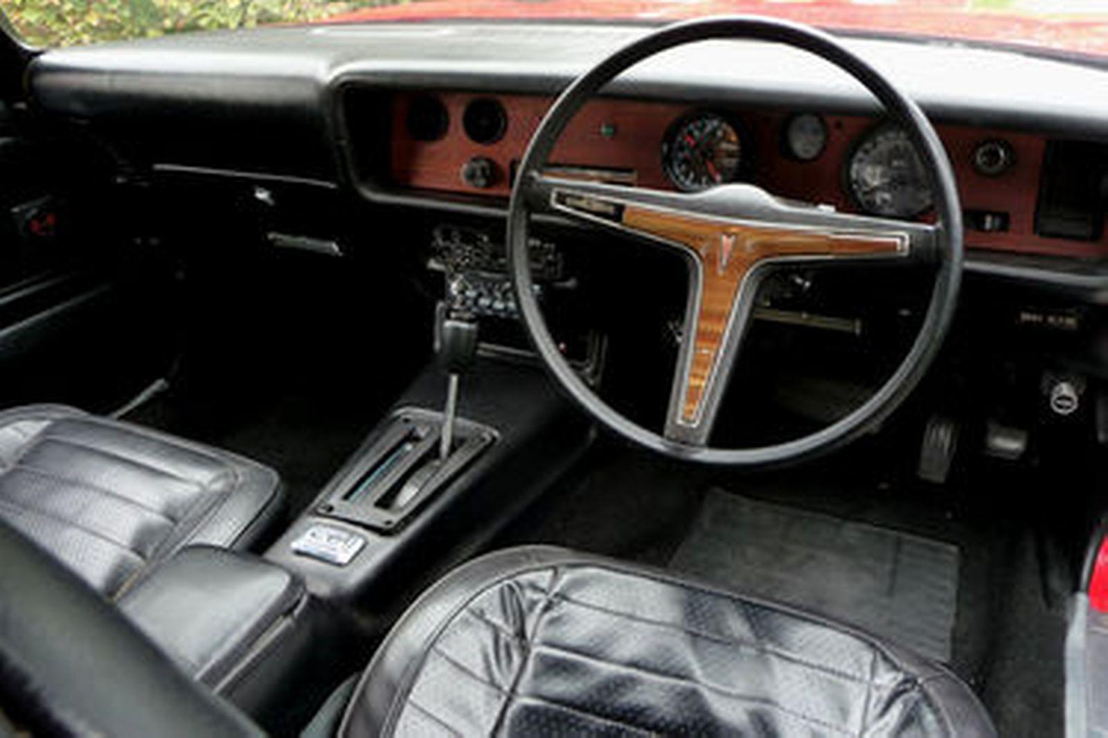 Pontiac Firebird Formula 'Replica' Coupe (RHD)