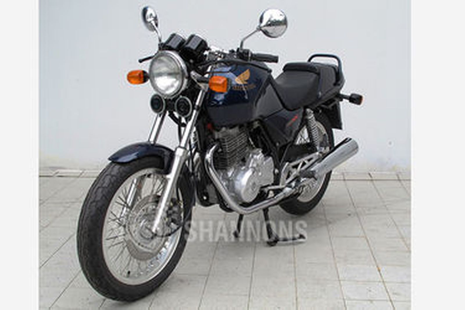 Sold: Honda XBR 500 Motorcycle Auctions - Lot AF - Shannons
