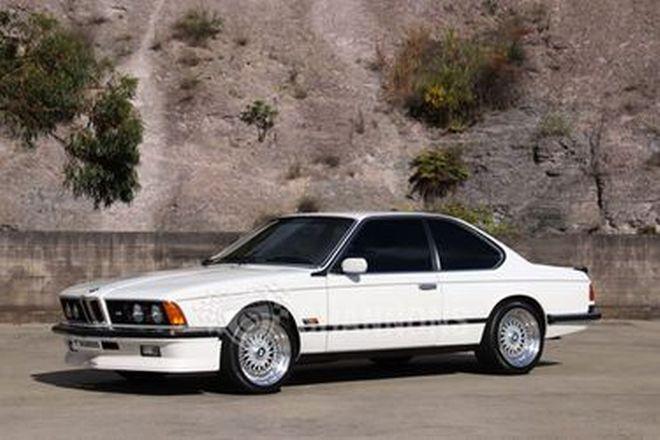 BMW M635 CSi Coupe