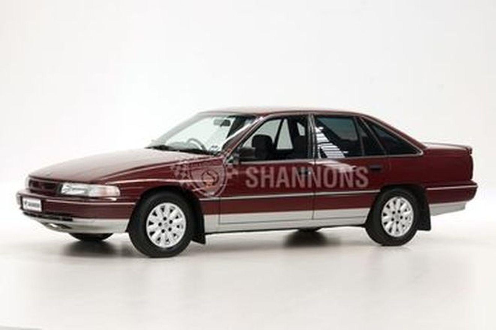 Holden HSV VP Commodore 'Plus Six' Sedan (Build No.18)