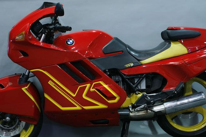BMW K1 1000cc Motorcycle