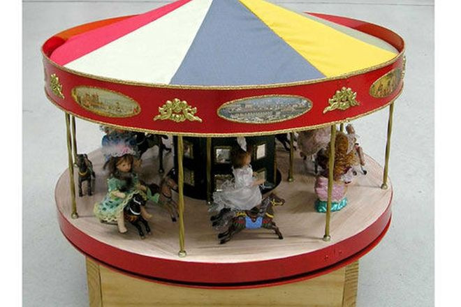 Children's Model Carousel (240 Volt)