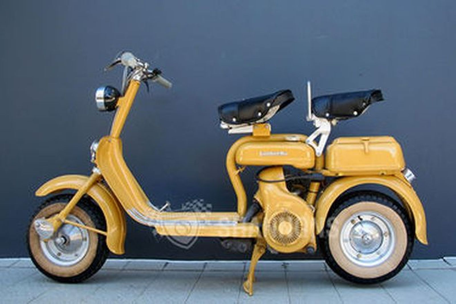 Lambretta Model D 150cc Scooter
