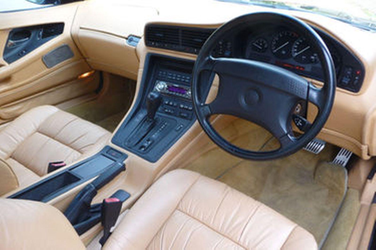 BMW 840 Ci Coupe