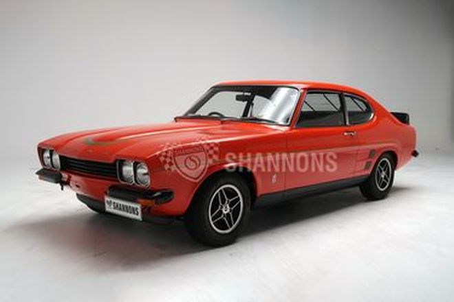 Ford Capri RS310 Coupe