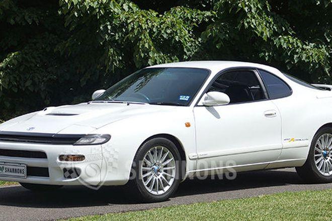 Toyota Celica GT4 Group A 4WD Coupe (Carlos Sainz Edition No.143)