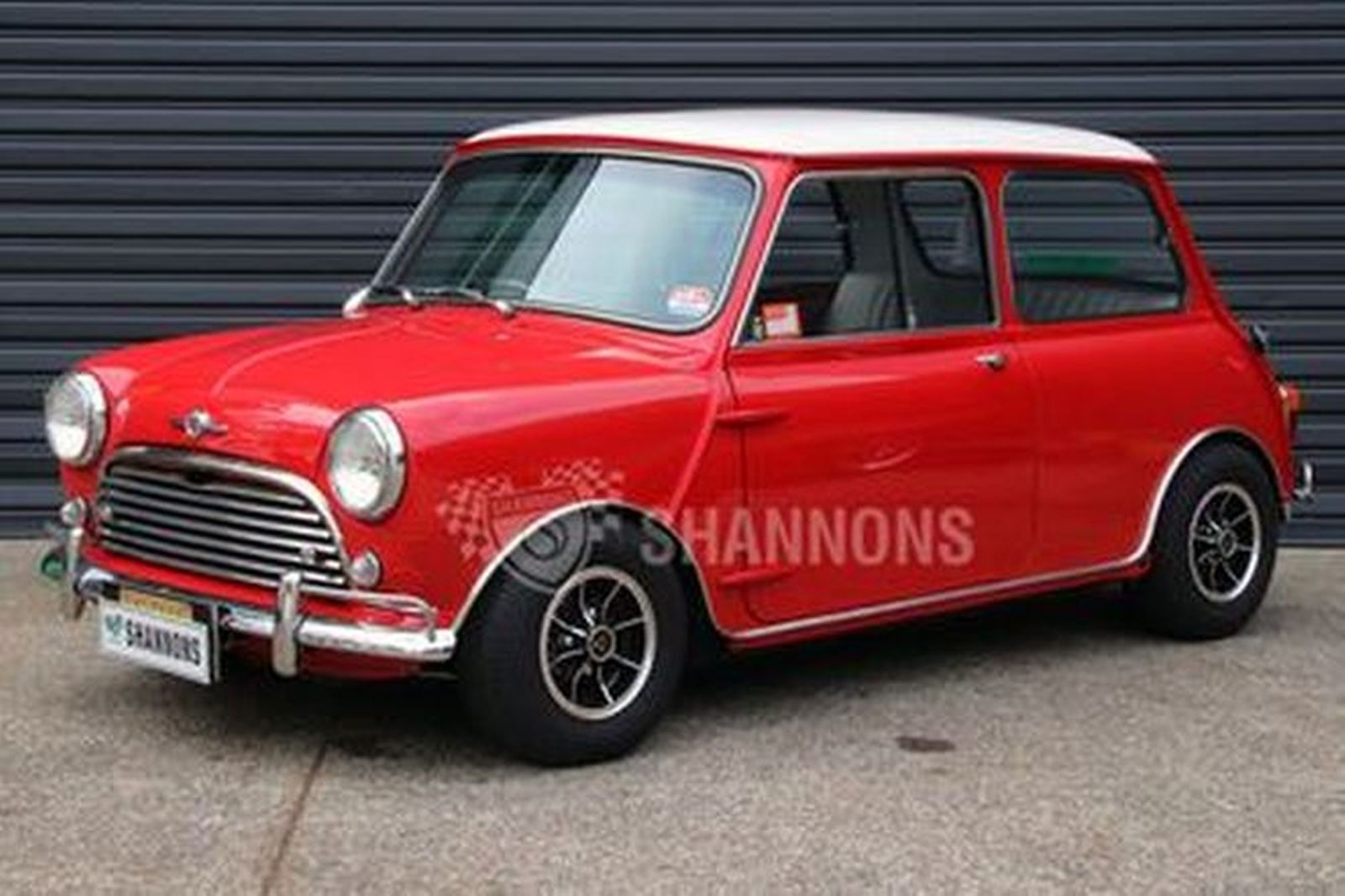 Sold Morris Mini Cooper 997 Saloon Auctions Lot 18 Shannons