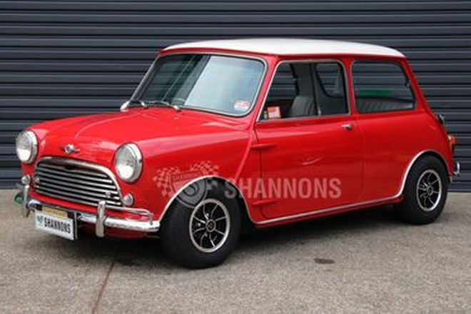 Morris Mini Cooper 997 Saloon