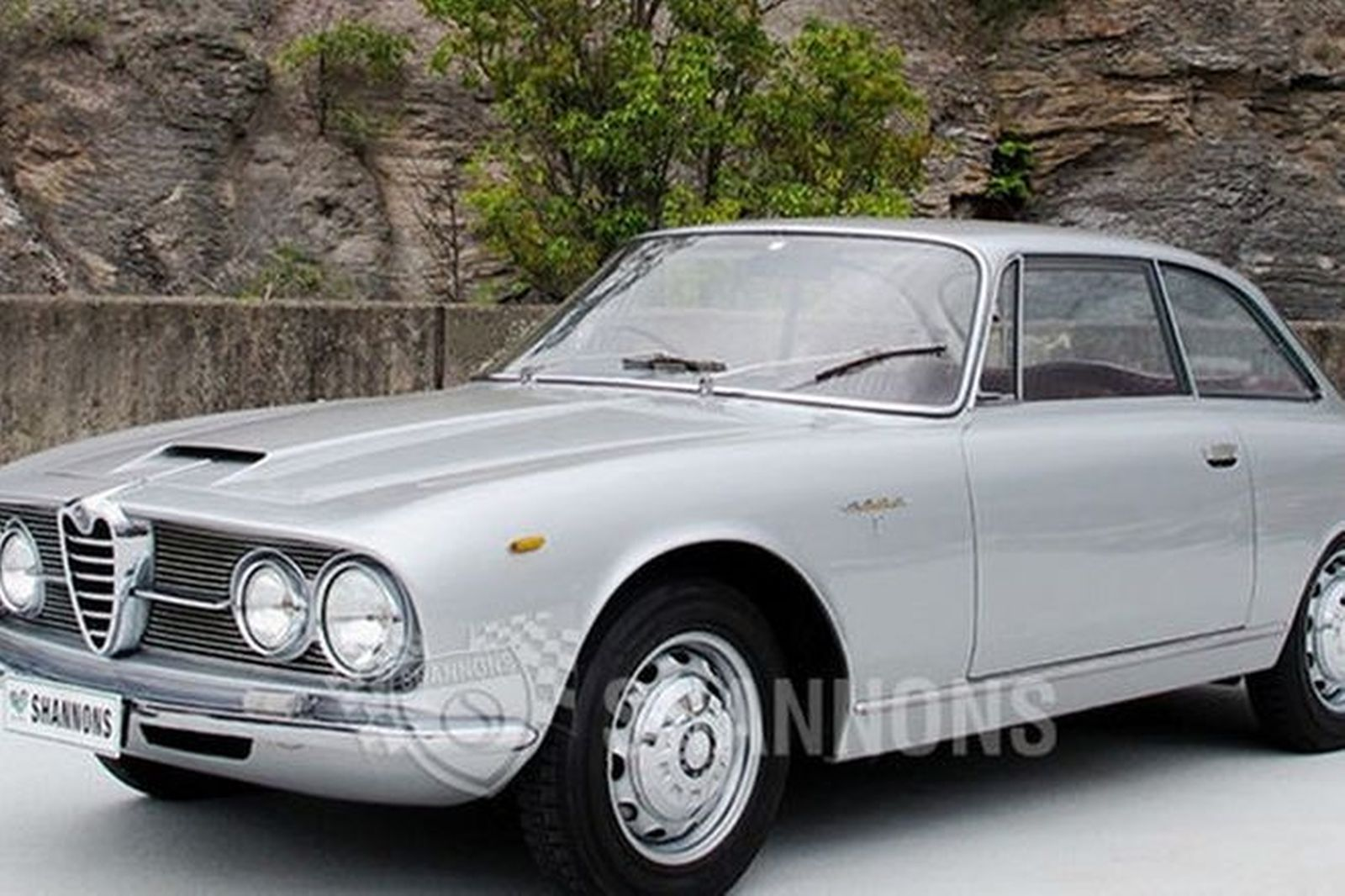 Sold Alfa Romeo Sprint Coupe Auctions Lot Shannons - Alfa romeo 2600 sprint for sale