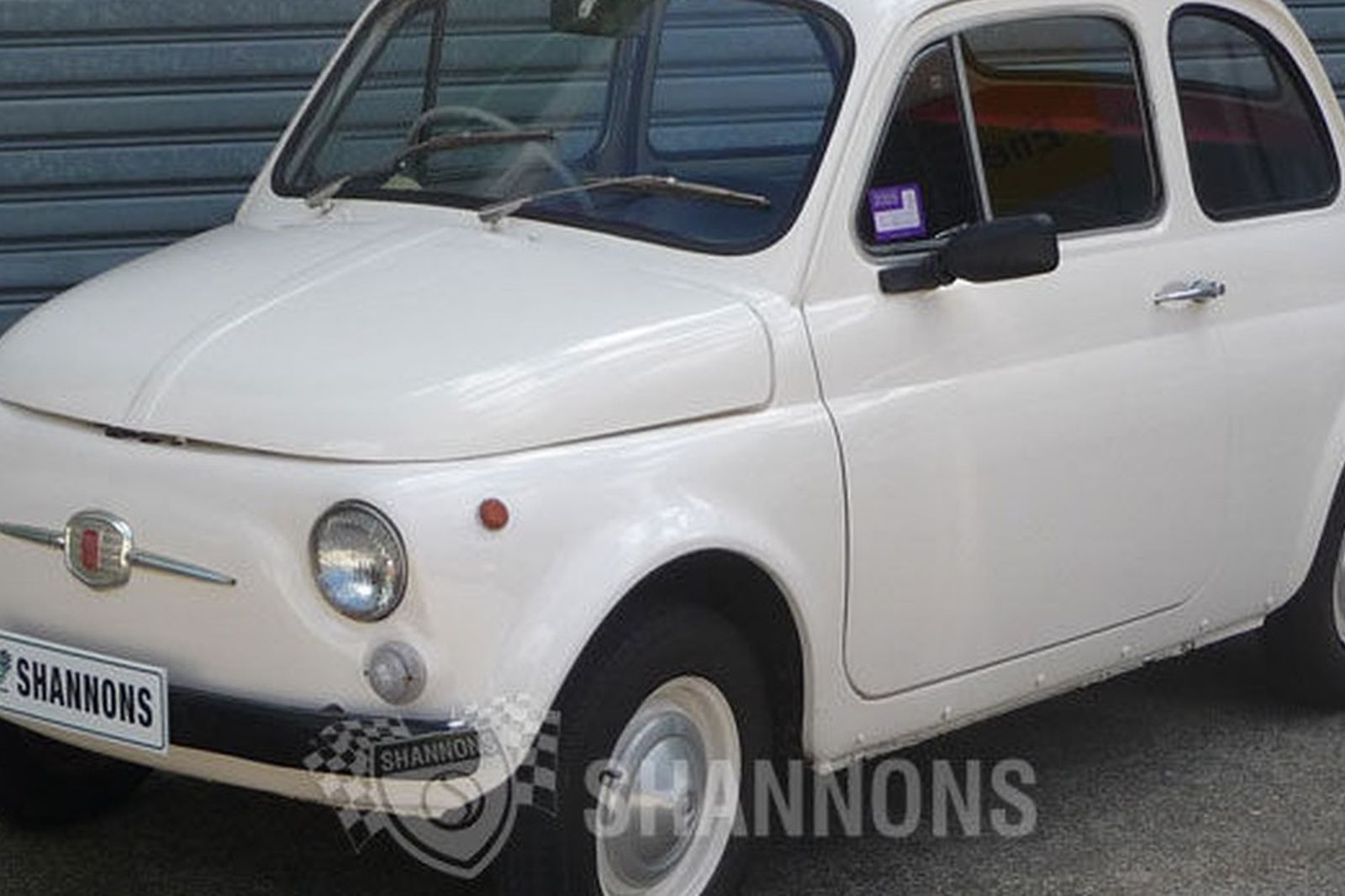 Sold: Fiat 500 Bambino Sedan Auctions - Lot 8 - Shannons
