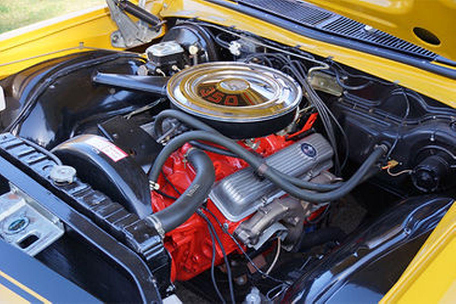 Online Car Auction >> Holden HQ GTS 350 Monaro Sedan Auctions - Lot 42 - Shannons