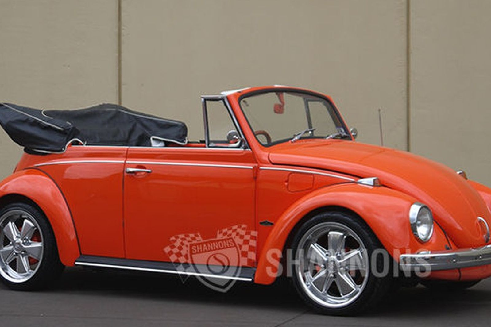 Volkswagen 1500 beetle karman cabriolet