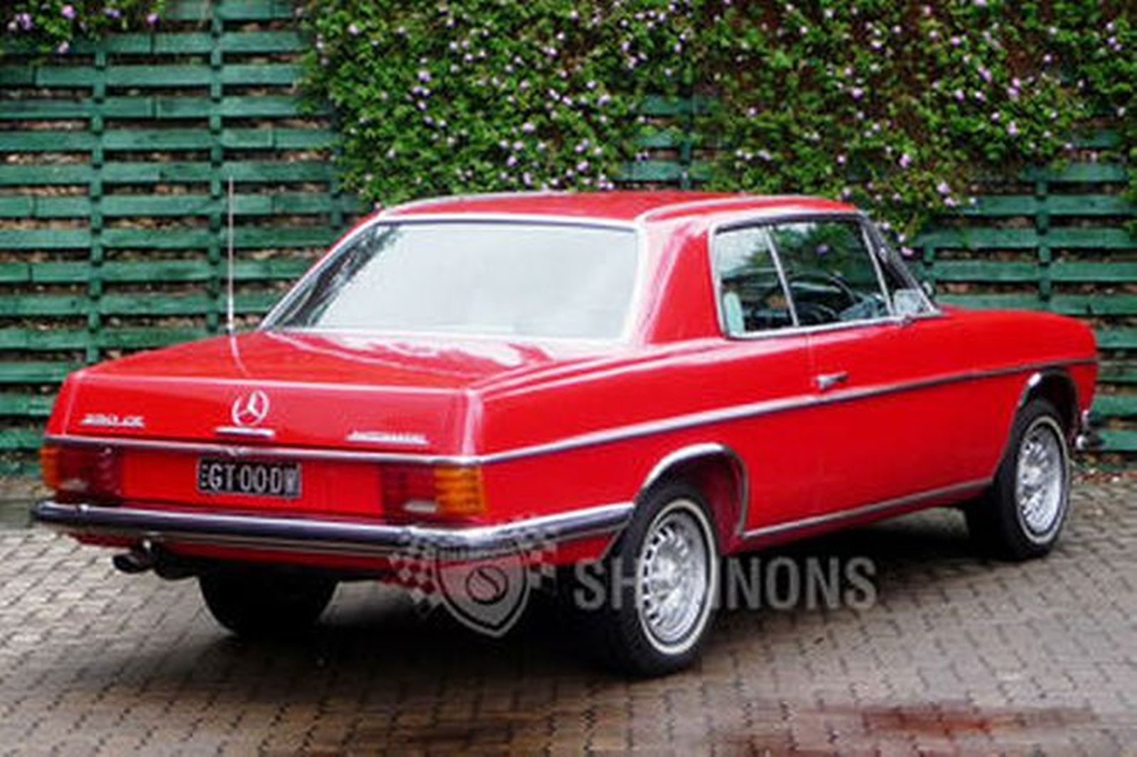 Sold mercedes benz 250ce coupe auctions lot 1 shannons for Mercedes benz auction