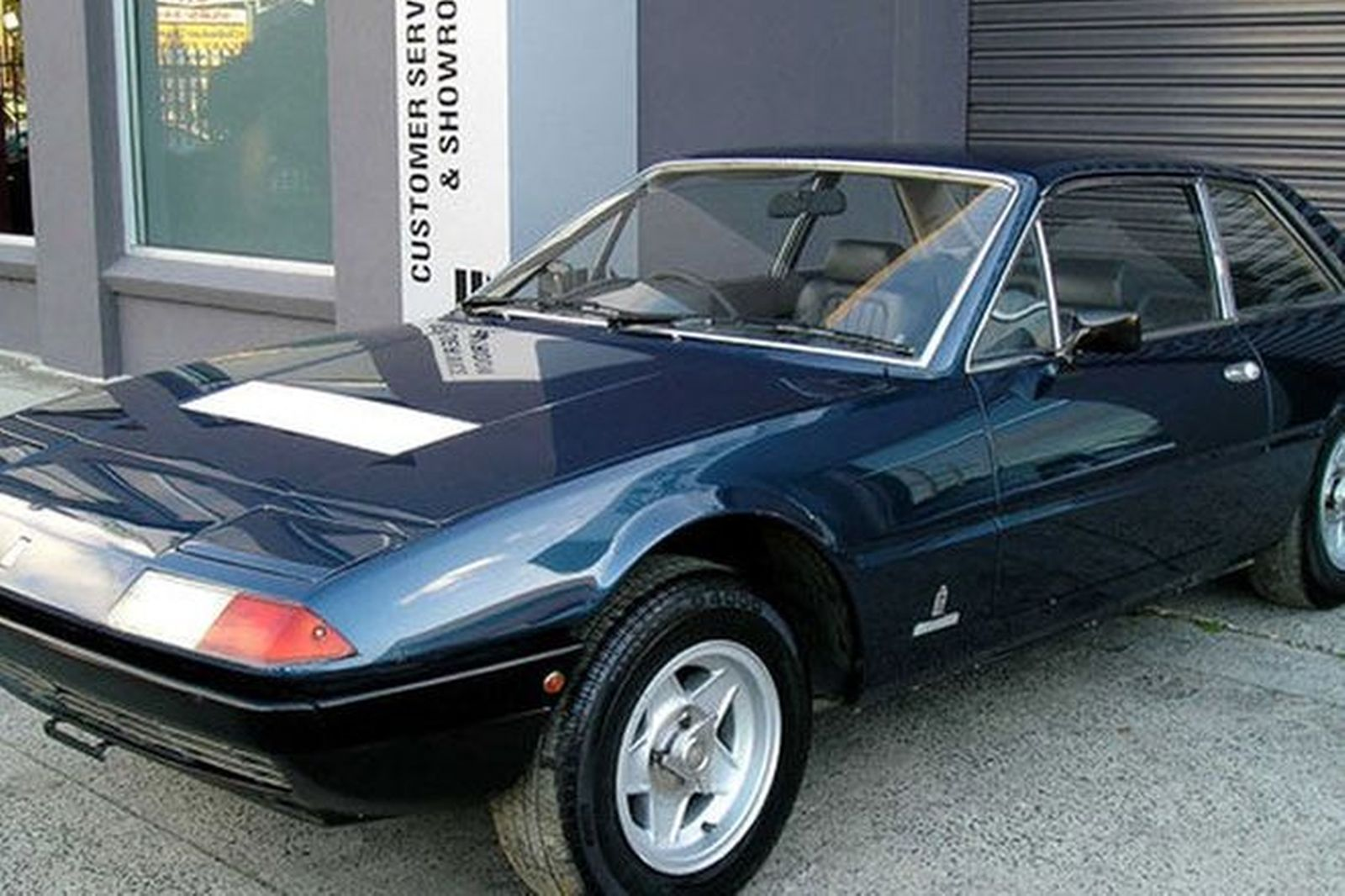 sold ferrari 365 gt4 22 coupe project auctions lot 8