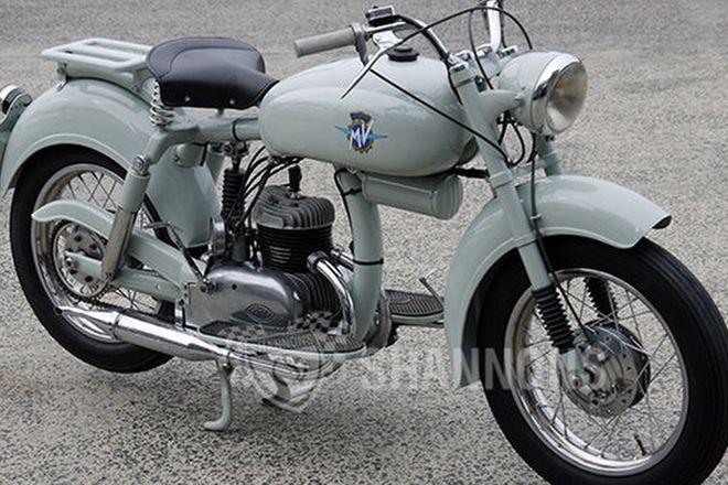 MV Agusta Pullman 125cc Motorcycle