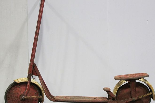 Childs Metal Scooter