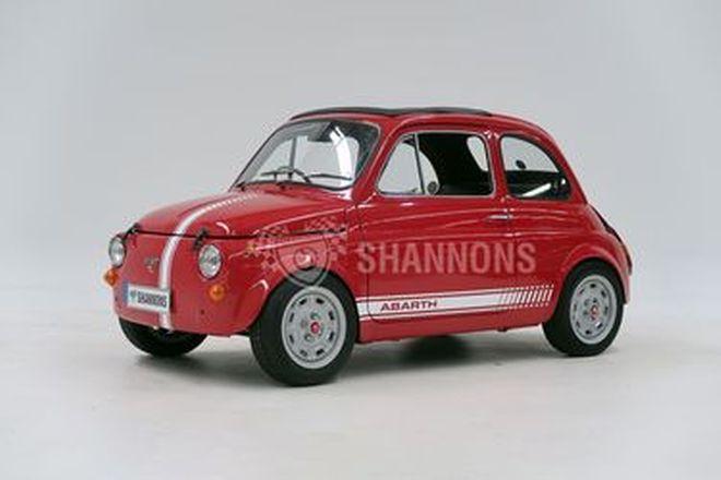 Fiat 500 'Abarth Tribute' Coupe