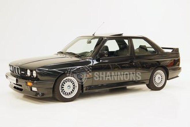 BMW E30 M3 Coupe (LHD)