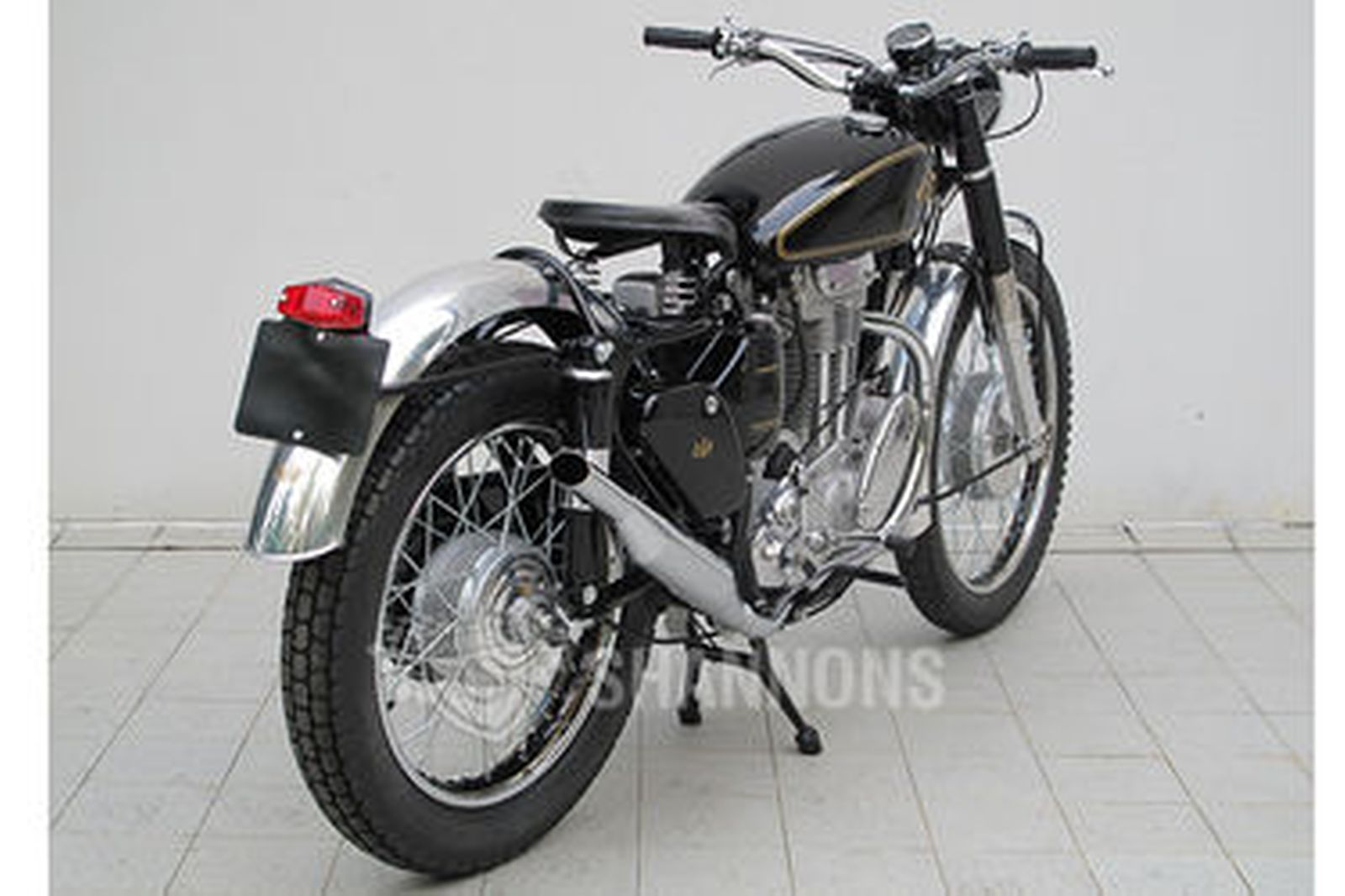 AJS 16M 350cc Motorcycle