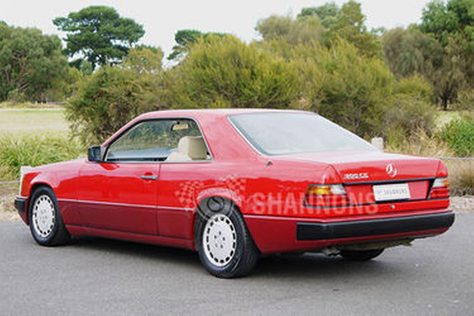 Sold mercedes benz 300ce coupe auctions lot 32 shannons for Mercedes benz auction