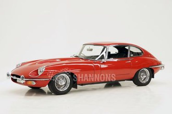 Jaguar E-Type 4.2 Series 2 2+2 Coupe