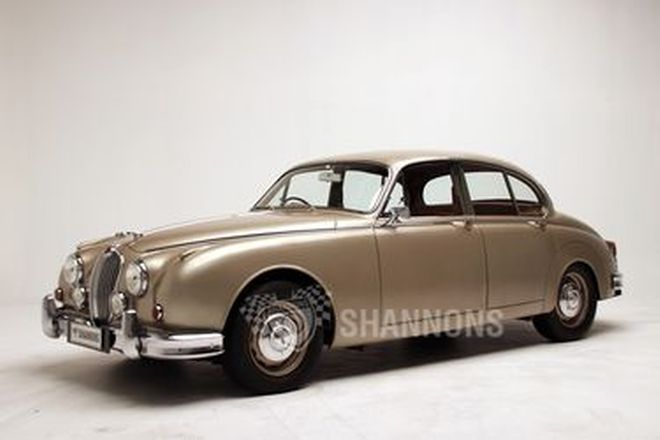Jaguar MkII 2.4 'Manual' Saloon