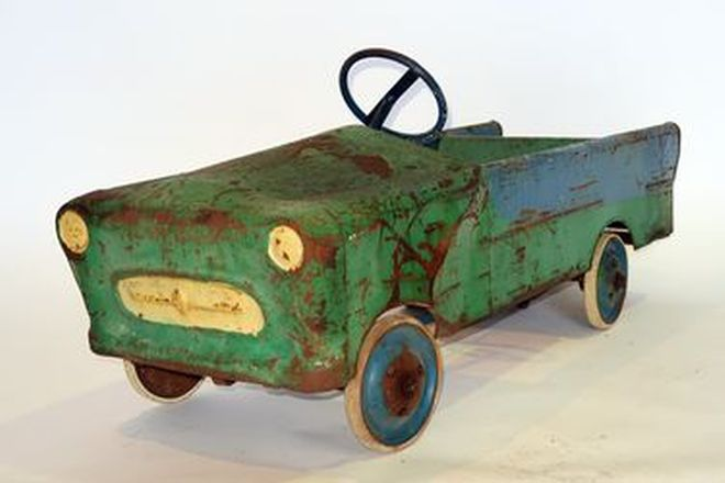 Pedal Car - c1960's CCMC Custom Coaches Manufacturing Company