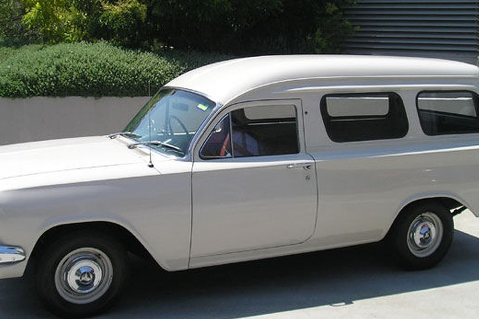 holden eh panel van auctions   lot 2   shannons